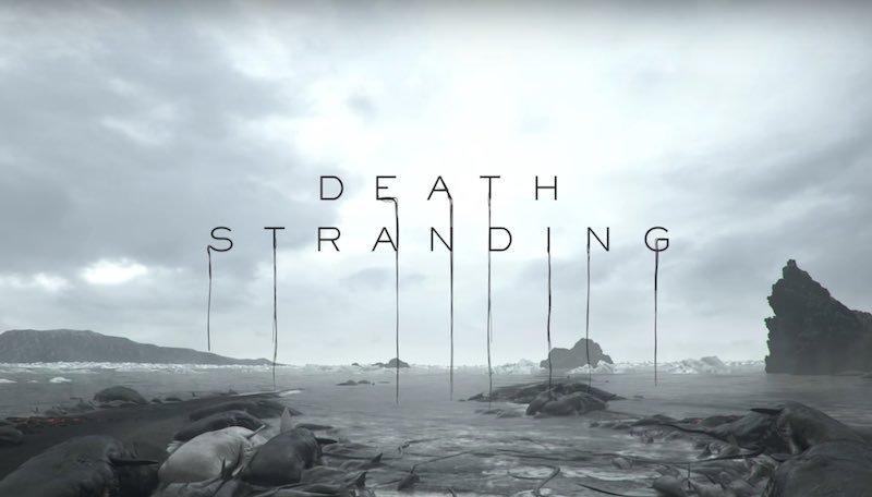 《死亡搁浅》已开启预载 文件容量大小为45.5GB