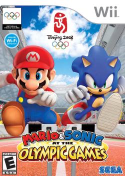 游戏历史上的今天:《马里奥与索尼克在北京奥运会》正式发售