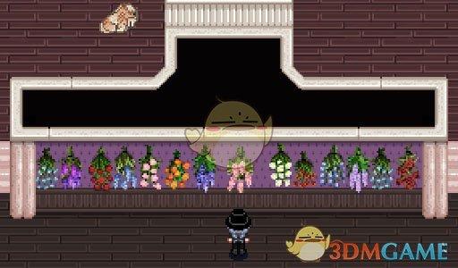《星露谷物语》悬挂式花朵家具MOD