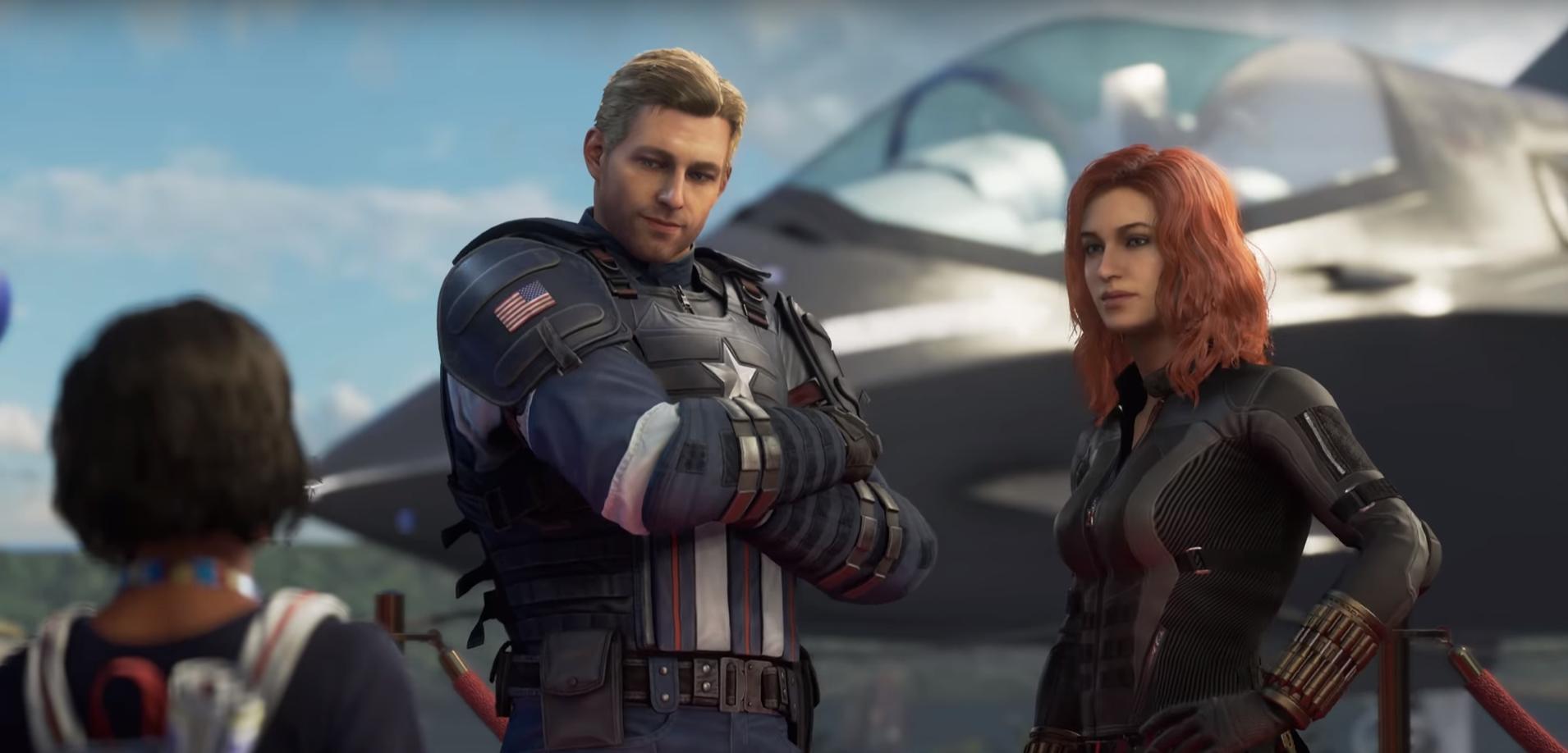 《漫威复仇者联盟》剧情受到了斯坦·李的指导 帮游戏确定人物特点