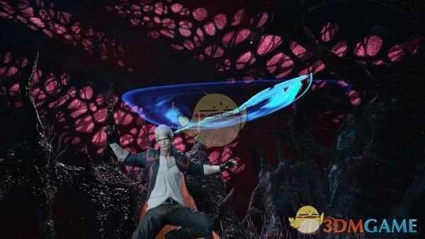 《鬼泣5》但丁玫瑰风武器外观包MOD