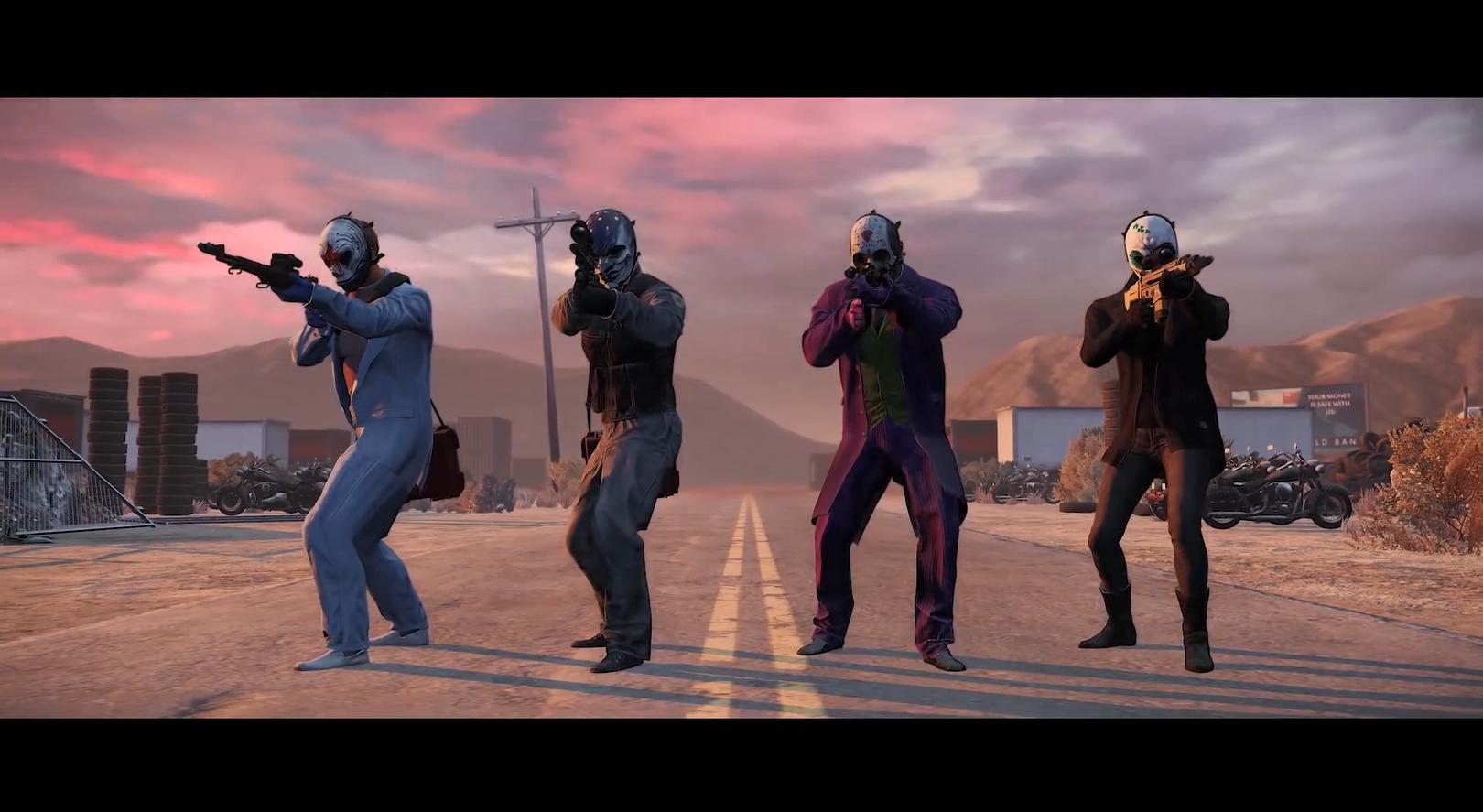 久等了 《收获日2》重启后首个DLC本周上线!