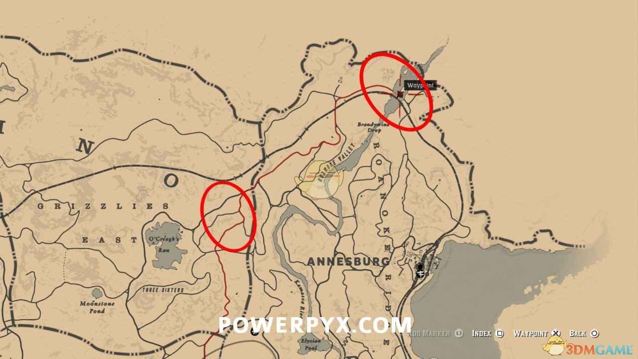 《荒野大镖客2》落基山脉公麋鹿图鉴一览