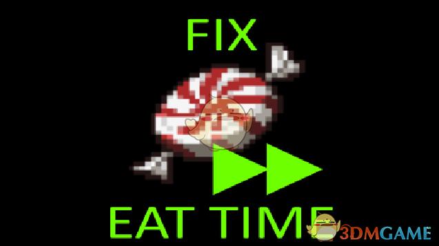《僵尸毁灭工程》修复吃食物花费的时间MOD