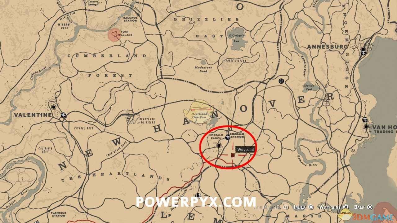 《荒野大镖客2》红尾鹰图鉴一览