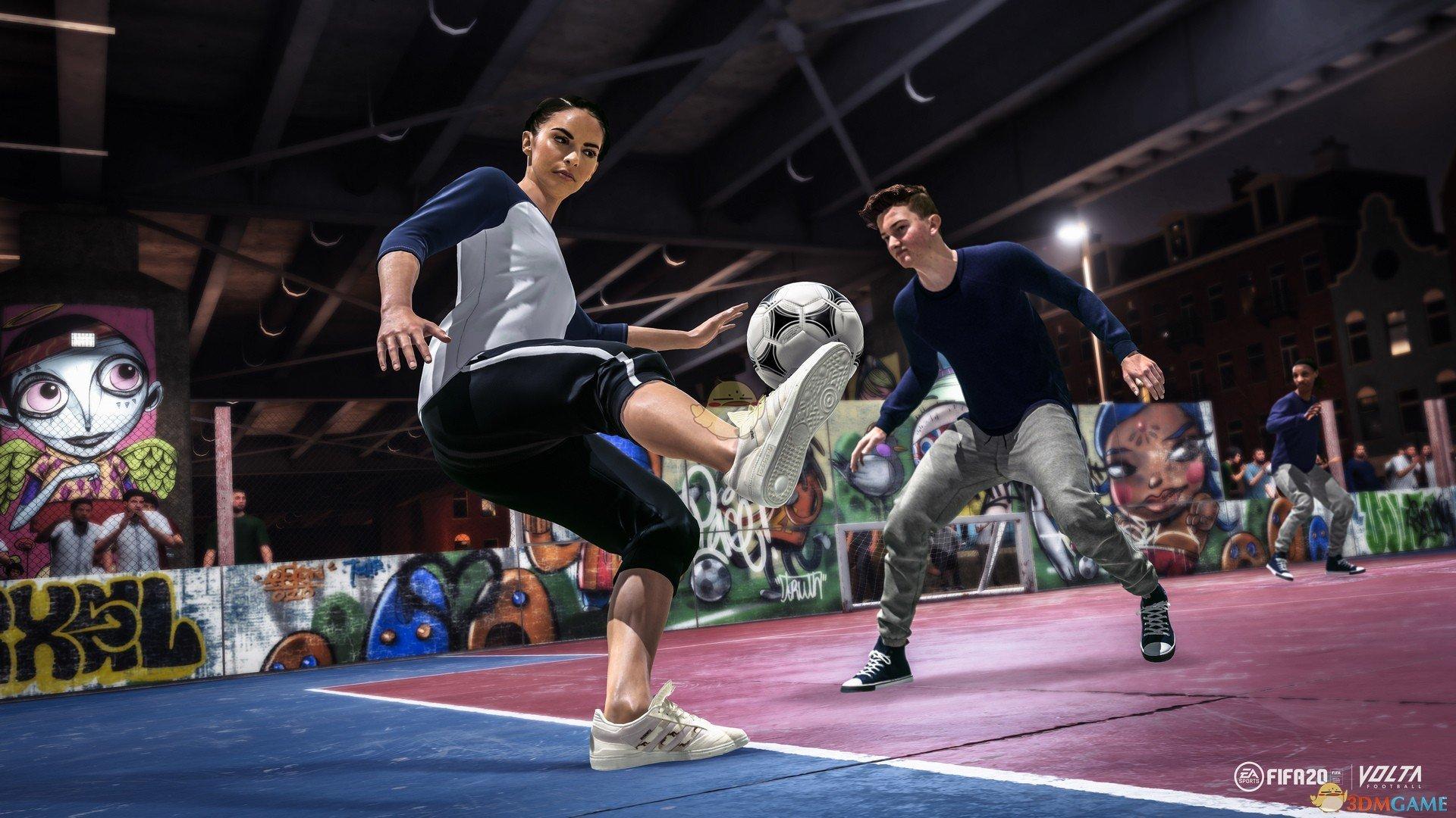 《FIFA 20》防守快速上手技巧攻略