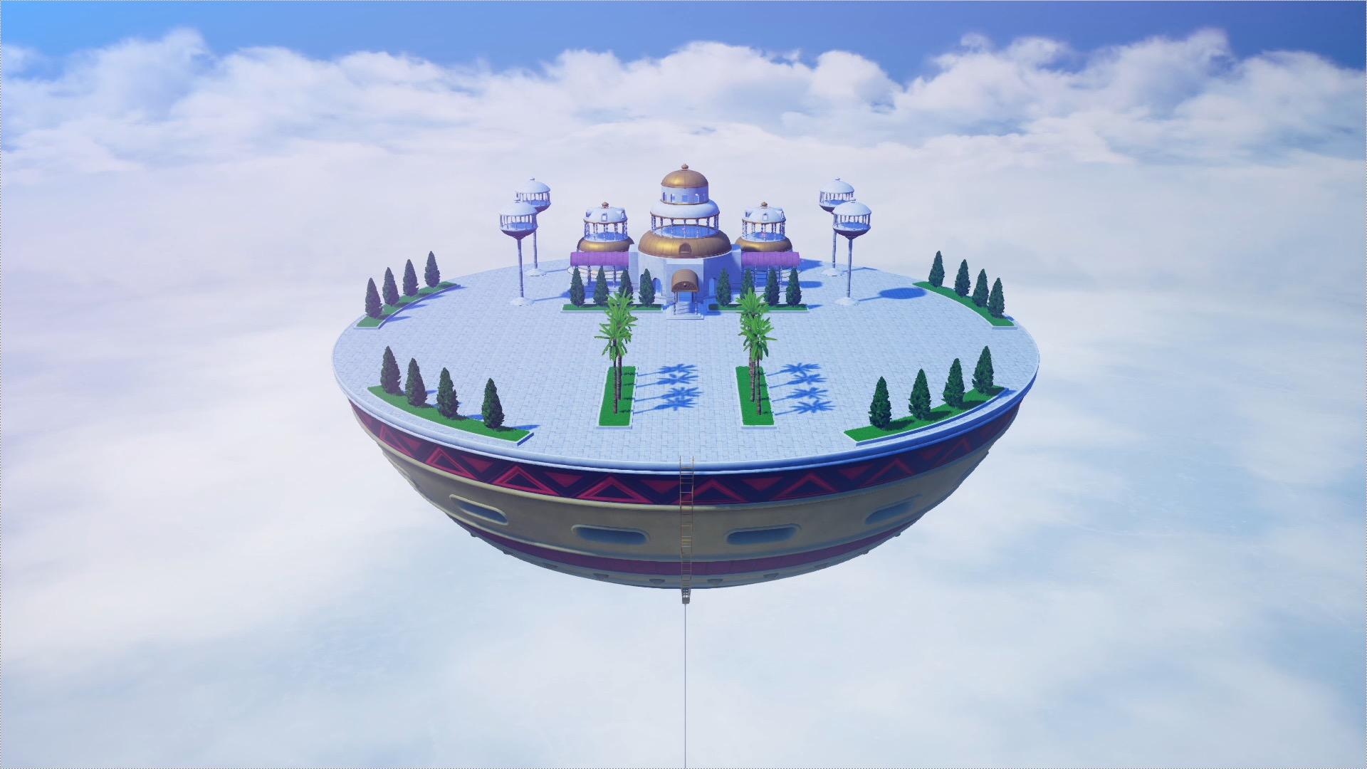 童年回忆!《龙珠Z:卡卡罗特》新截图 展示经典地点