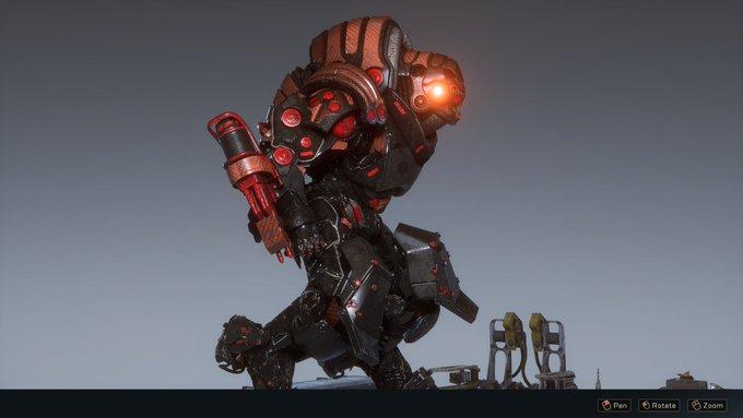 为了庆祝N7节 BioWare为《圣歌》加入《质量效应》主题机甲皮肤