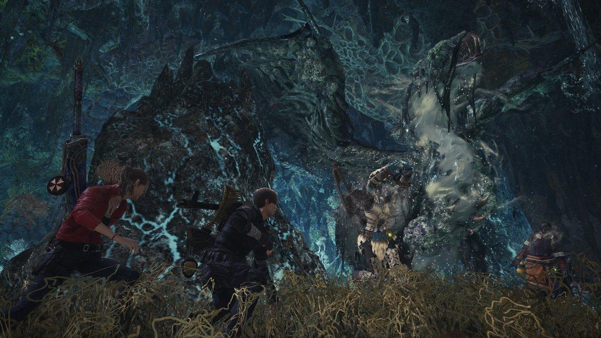 玩家热情高 《怪物猎人世界:冰原》成Steam热销榜第一