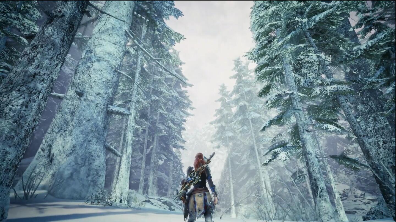 《怪物猎人世界:冰原》明天联动《生化2重制版》