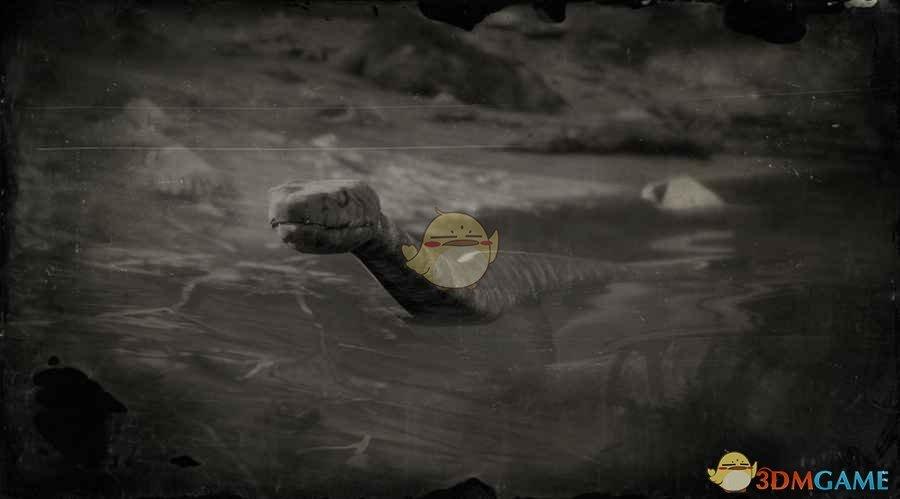 《荒野大镖客2》棉口蛇图鉴一览
