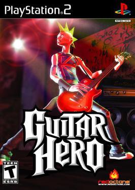 游戏历史上的今天:《吉他英雄》在北美发售