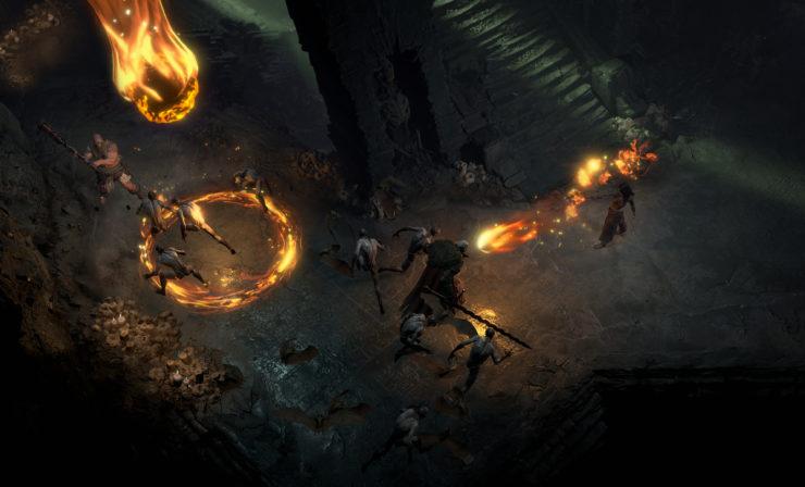 《暗黑破坏神4》拥有超过100个城镇 剧情更丰富