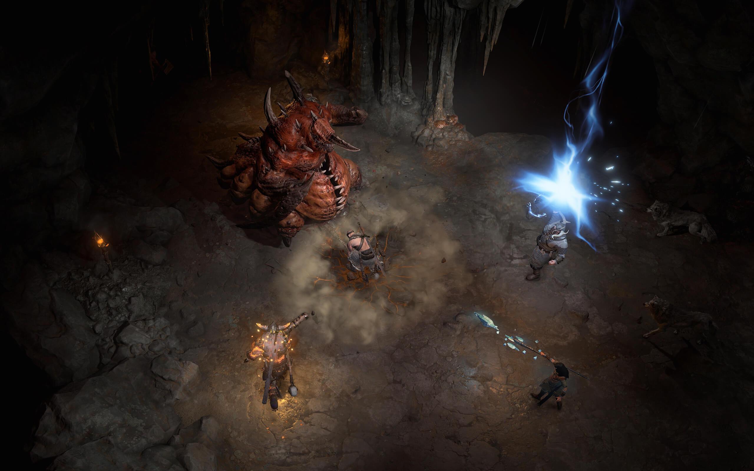 《暗黑破坏神4》巅峰系统将回归 游戏体验达到新高度