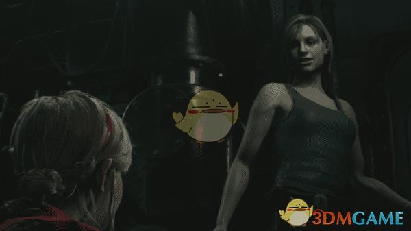 《生化危机2:重制版》吉尔·瓦伦丁角色MOD