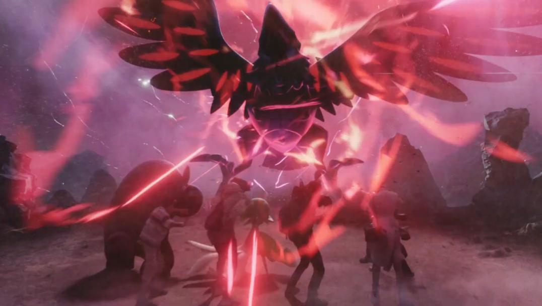 超极巨化喷火龙威力爆表 《宝可梦:剑/盾》公开全新TV宣传片