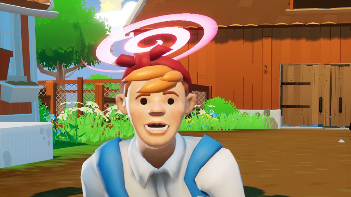 任天堂合作游戏《担架拍挡》开售 欢笑拯救小岛居民