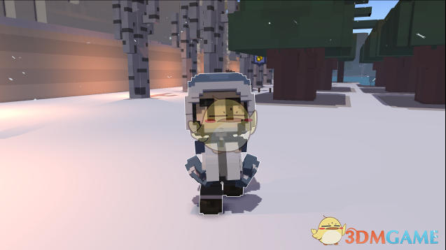 《石炉》冬季服装MOD