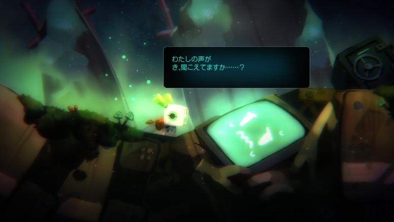 日本一新作《void tRrLM(); 》宣传片公开 地下城探险抚育人类最后少女