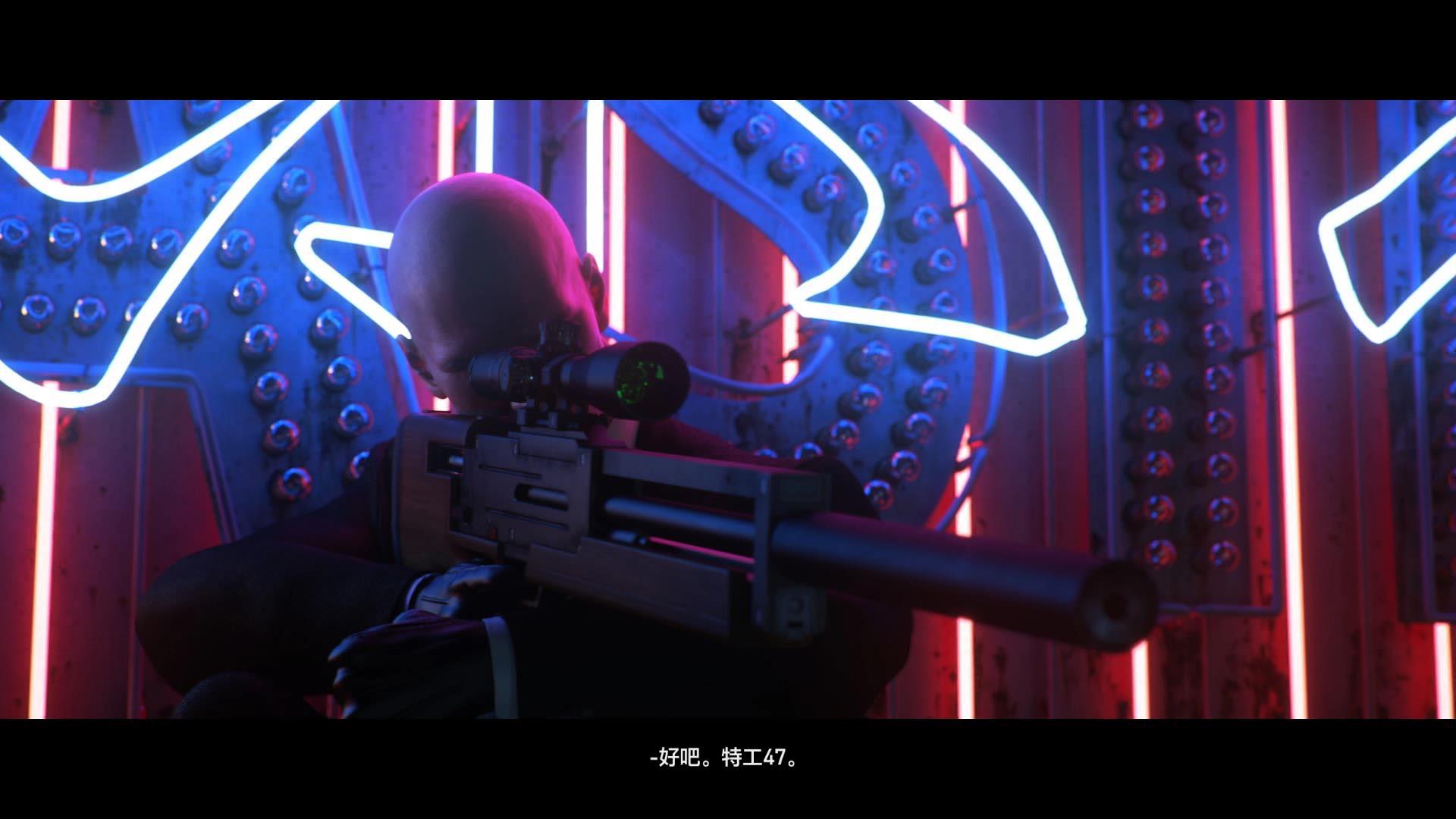 《杀手6》评测:古典的回归,五彩斑斓的暗杀