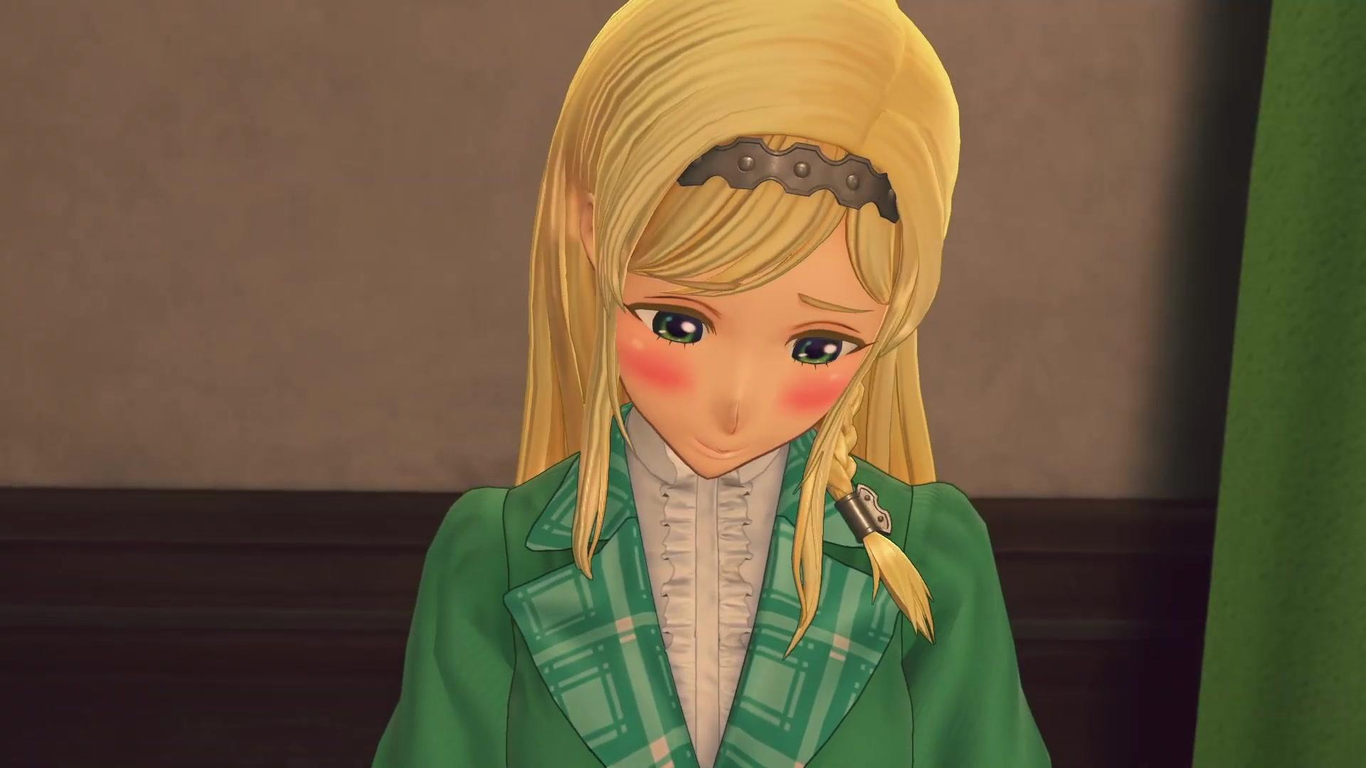 《新樱花大战》文学少女克拉丽丝角色歌视频公布