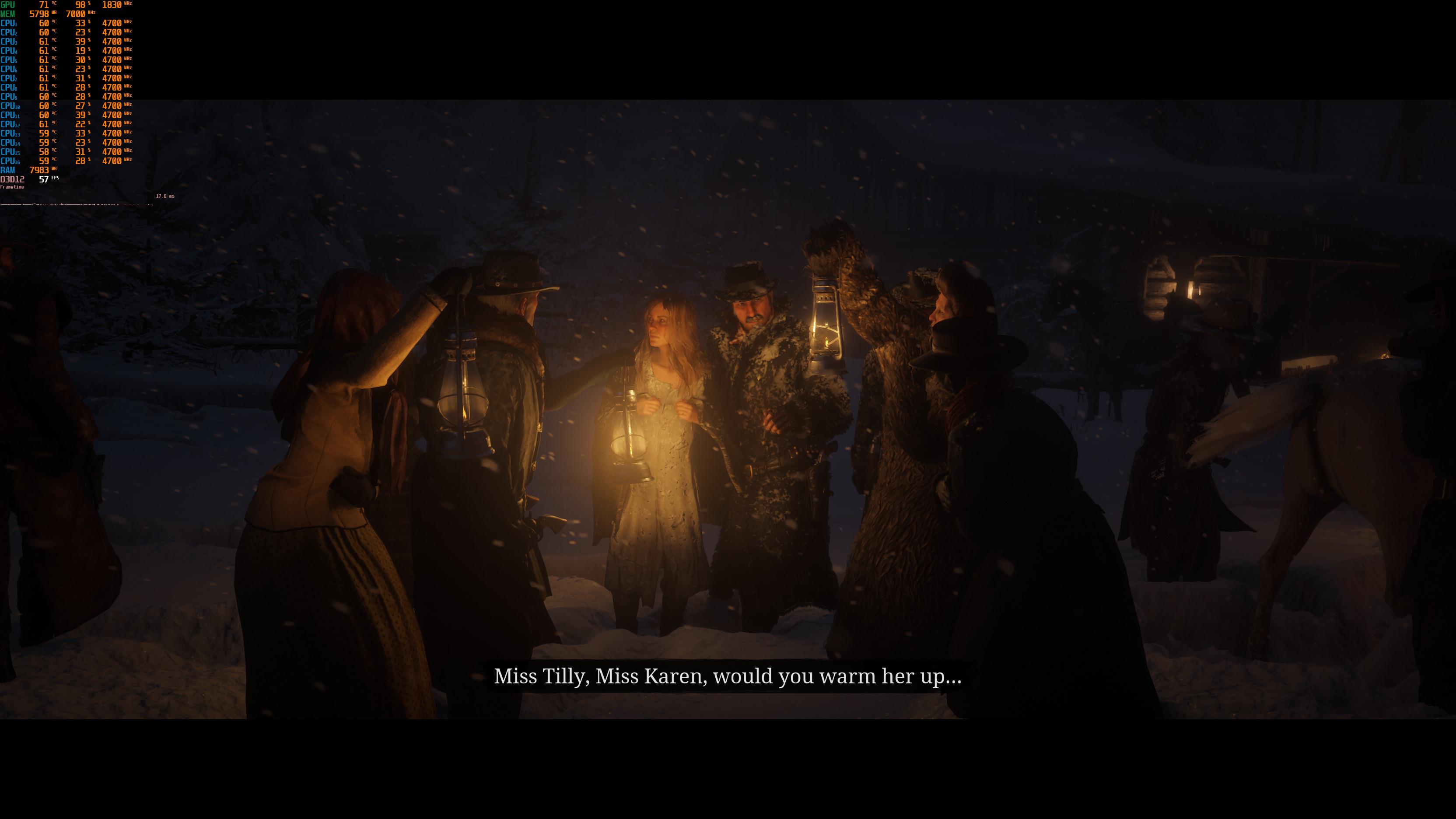 《荒野大镖客2》PC版性能表现分析
