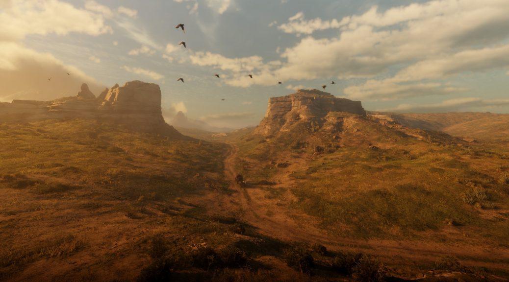 《荒野大镖客2》视角MOD上线 可支持21:9超宽屏