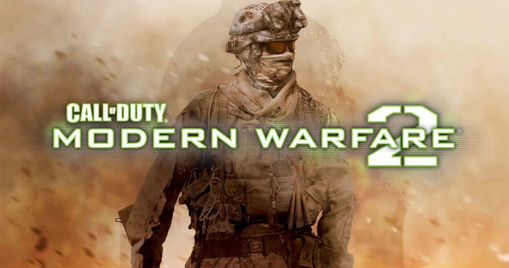 10年前的今天 《使命召唤6:现代战争2》发售了