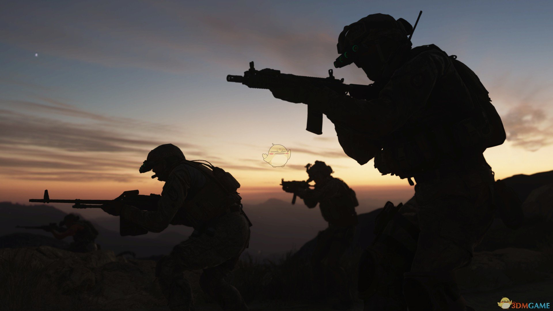 《使命召唤16:现代战争》采石场C点敌人对付方法介绍