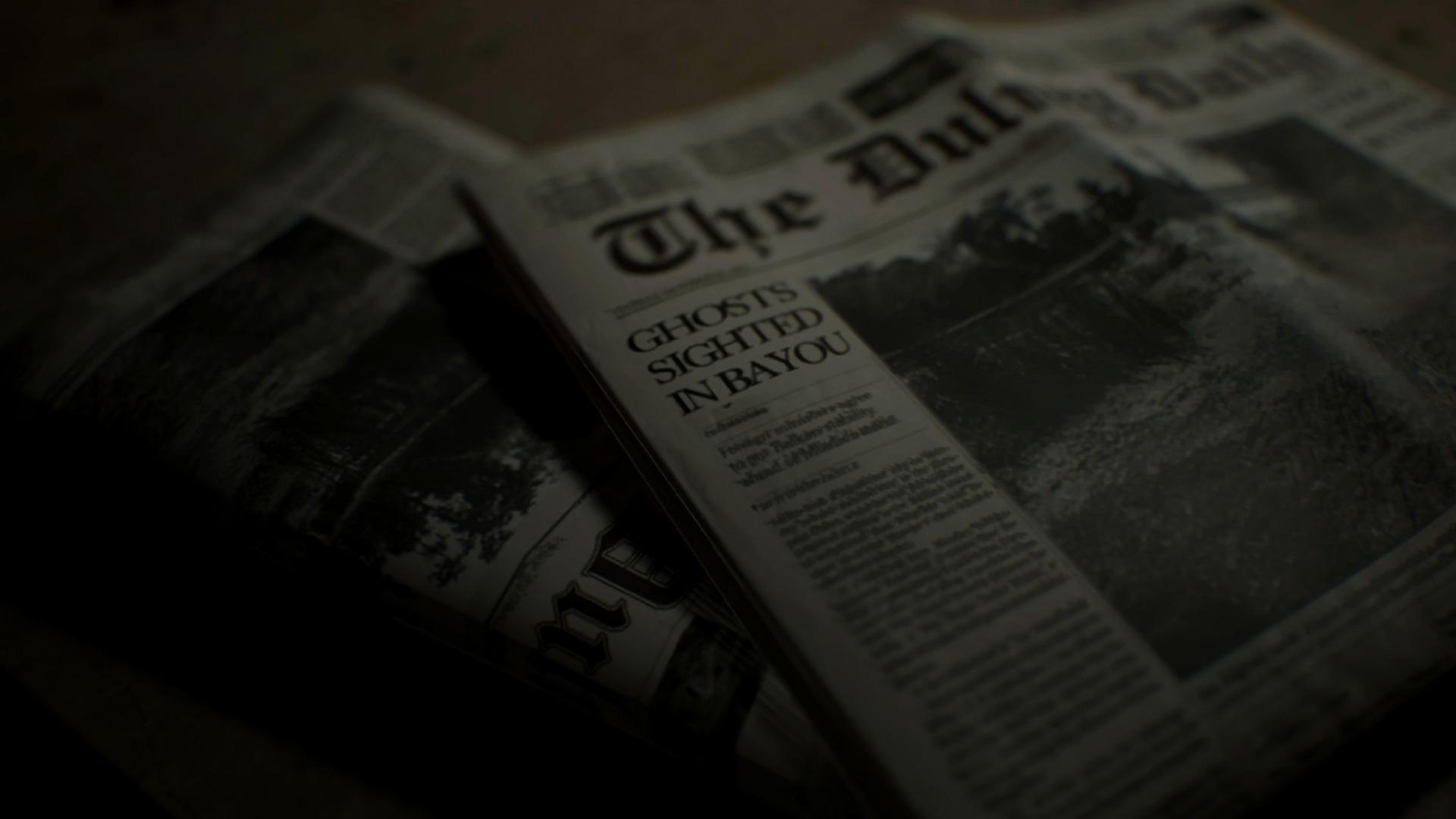 《生化危机7》评测:重塑20年前的洋馆