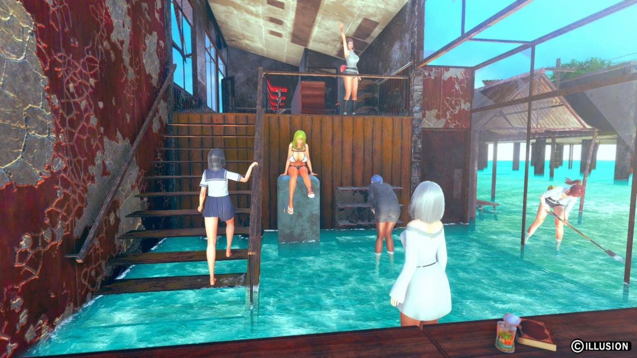 想不到吧 I社《AI少女》是一款被耽误的建筑模拟游戏