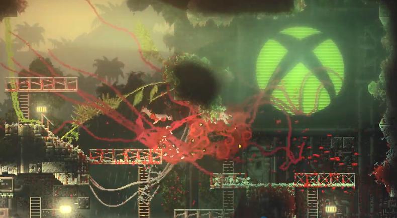 D社异形风恐怖独立游戏《Carrion》将登陆Xbox One 宣传片公开