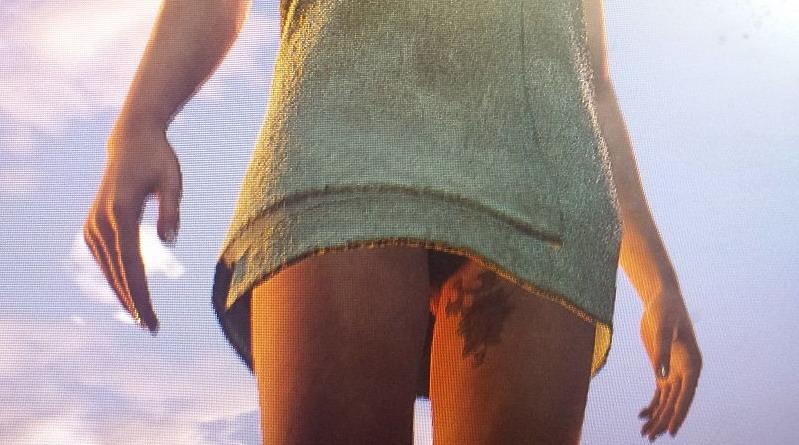 CDPR对《巫师3》有遗憾 没讲述希里玫瑰纹身故事