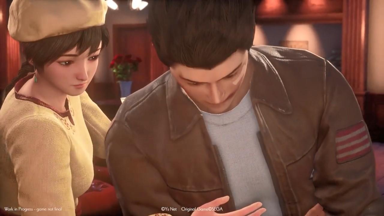 《莎木3》新中文宣传片 11月19日正式发售
