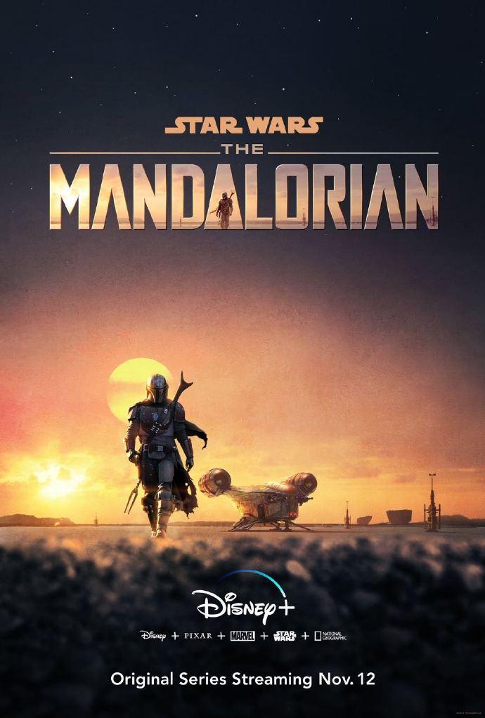 《星球大战:曼达洛人》特别预告 明日正式开播