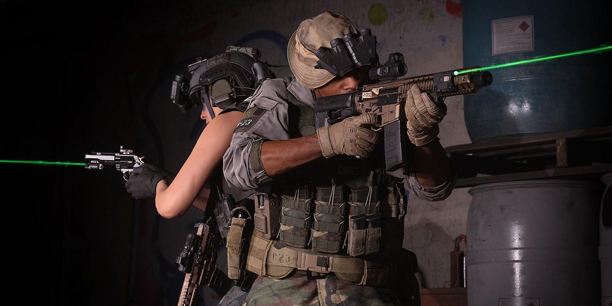《COD16》更新补丁详情公开 725霰弹枪射程缩减