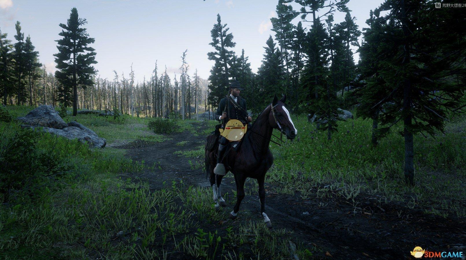 《荒野大镖客2》格兰杰的左轮手枪获得方法分享