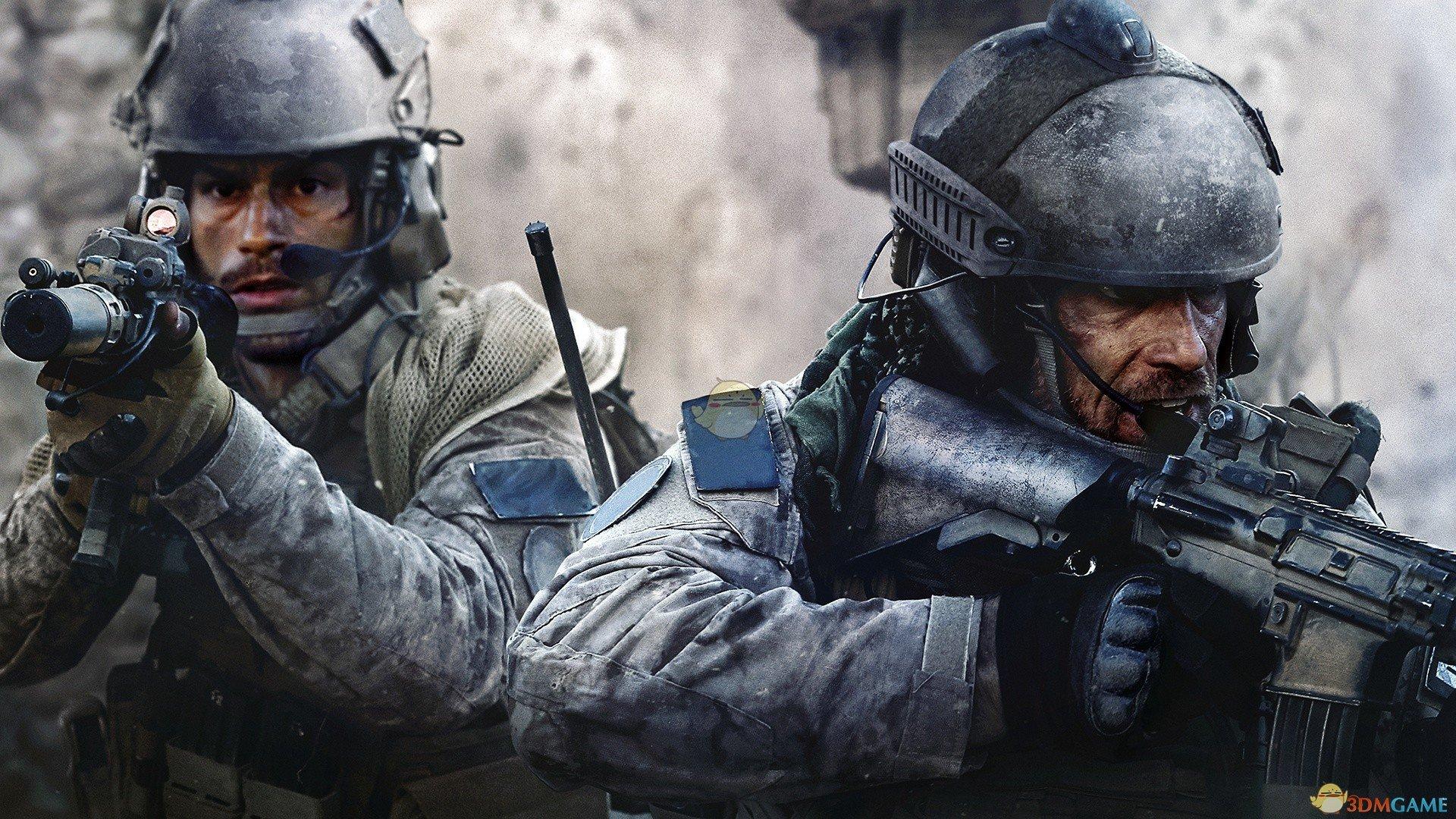 《使命召唤16:现代战争》M4 Colt 9mmSMG武器点评