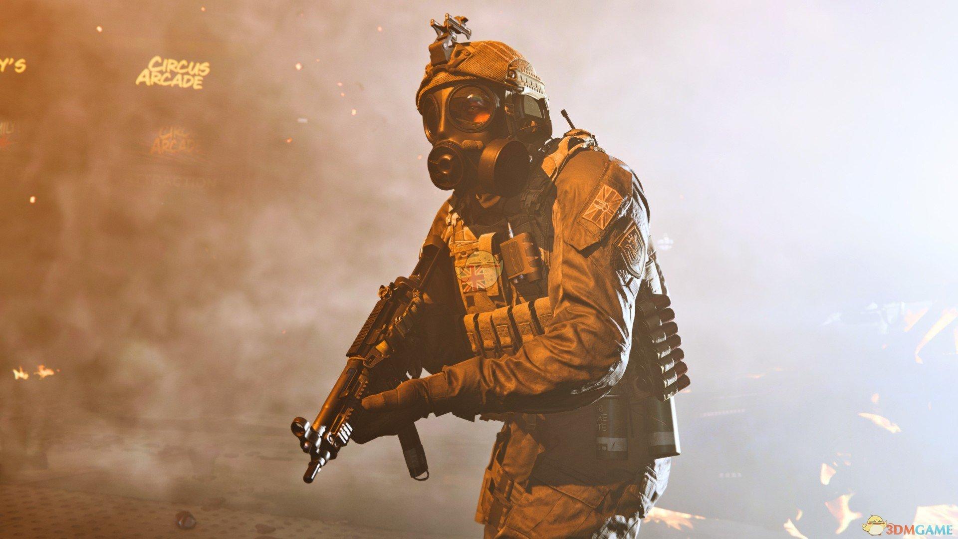 《使命召唤16:现代战争》MP7武器点评