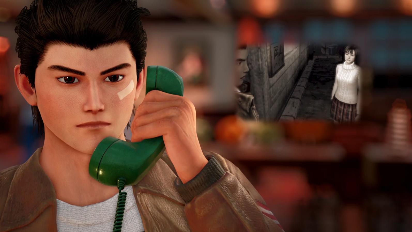 《莎木3》10分钟演示 IGN日本给出十大期待理由
