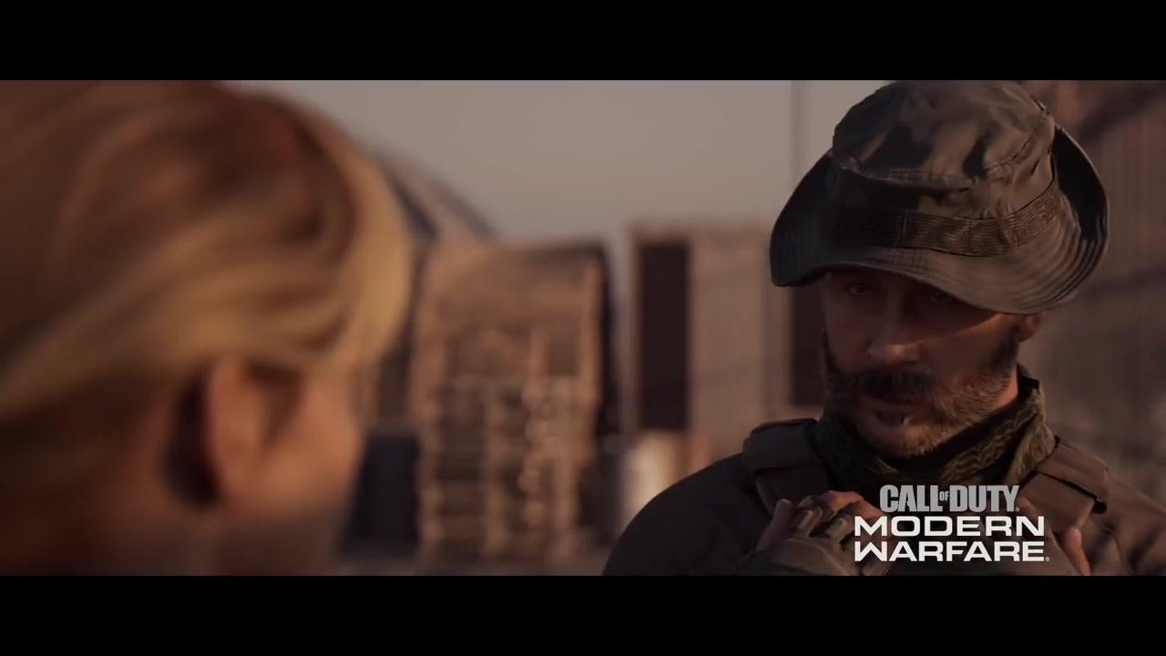 《使命召唤16:现代战争》赞誉宣传片公布