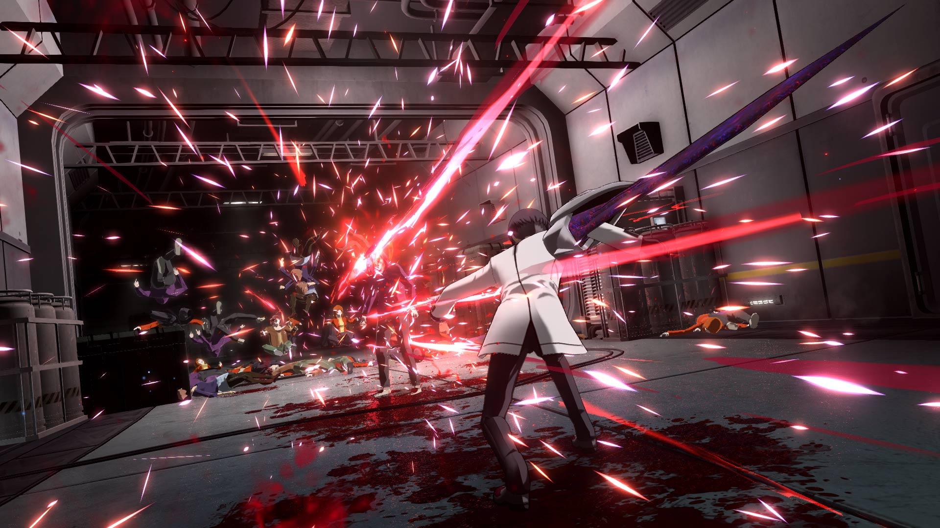 《东京喰种:re CALL to EXIST》发售宣传片 PS4版已上架售价430元