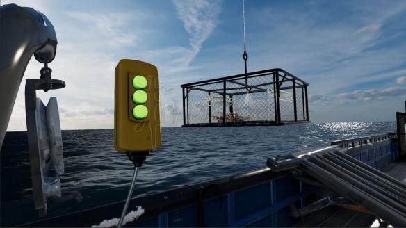 目标是成为捕蟹王!《致命捕捞:游戏版》上架steam 科普硬核捕捞技术