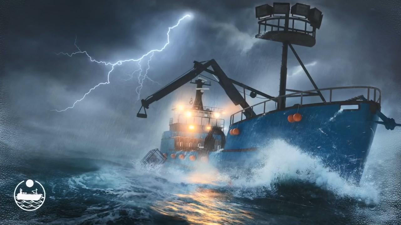 《致命捕捞:游戏版》实机演示 螃蟹都是我的!