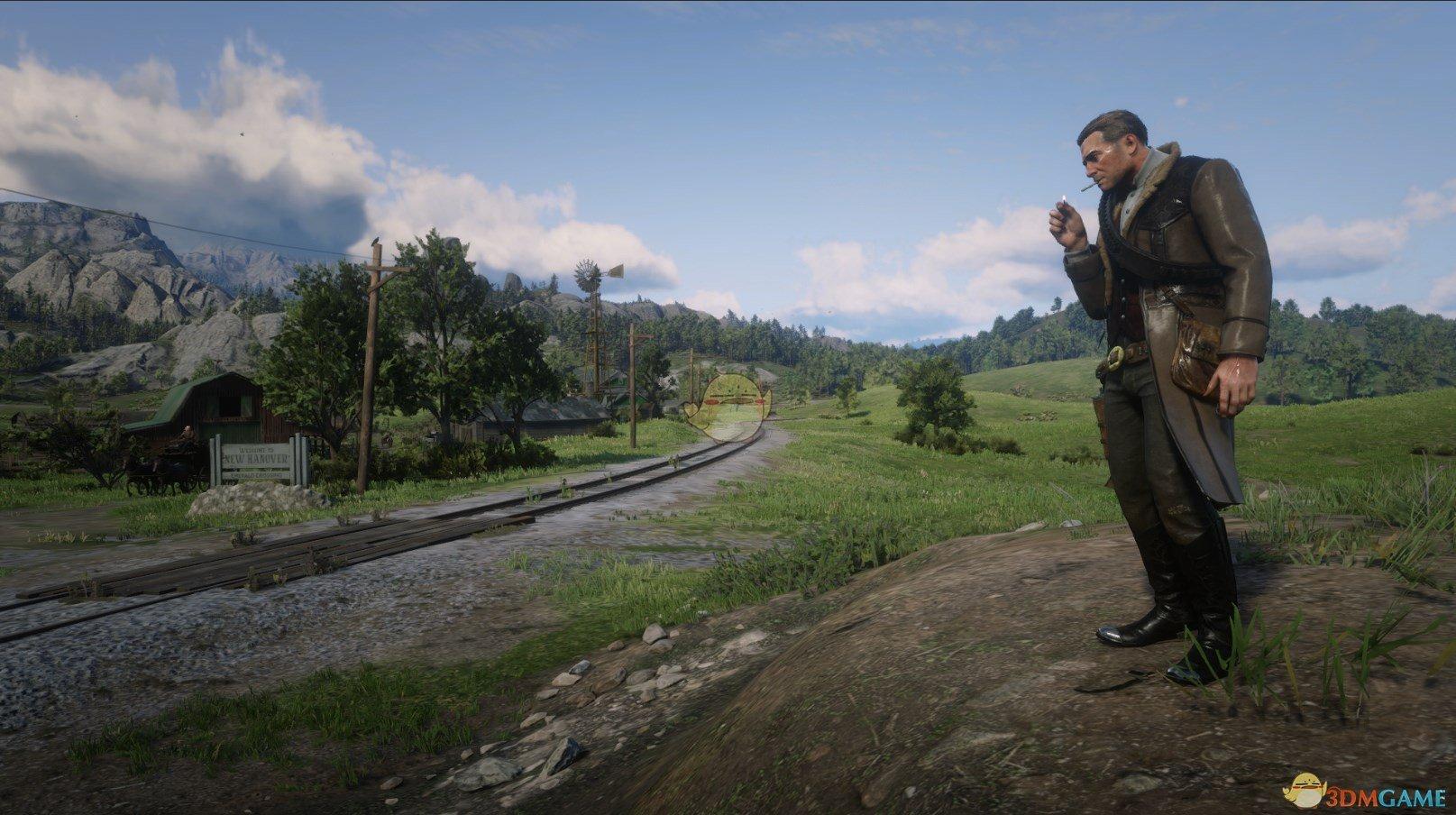 《荒野大镖客2》稀有滚轮闭锁式步枪获得方法分享