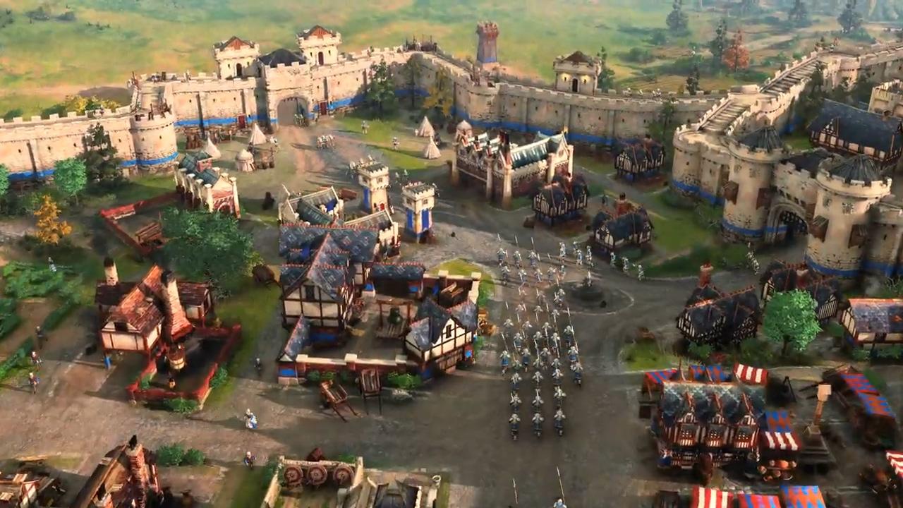微软大力支持《帝国时代》系列 帝国时代4最快明年上市