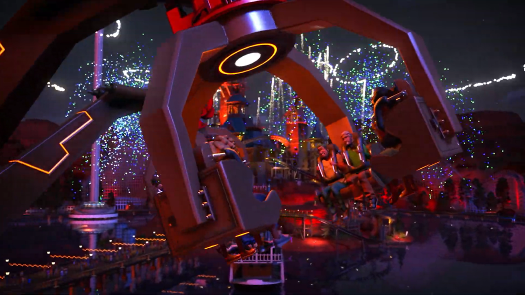 X019:《过山车之星》宣布推出主机版 2020年夏季发售