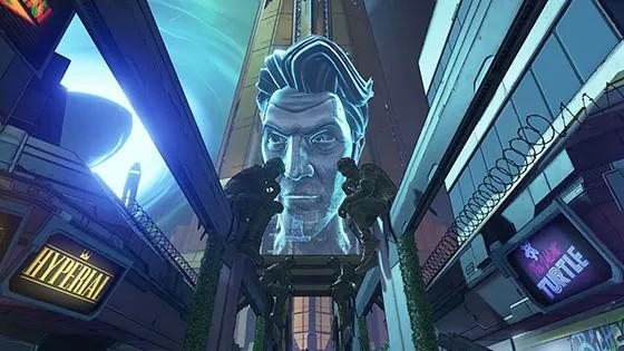 《无主之地3》战役DLC将于11月21日公布 新地图新剧情