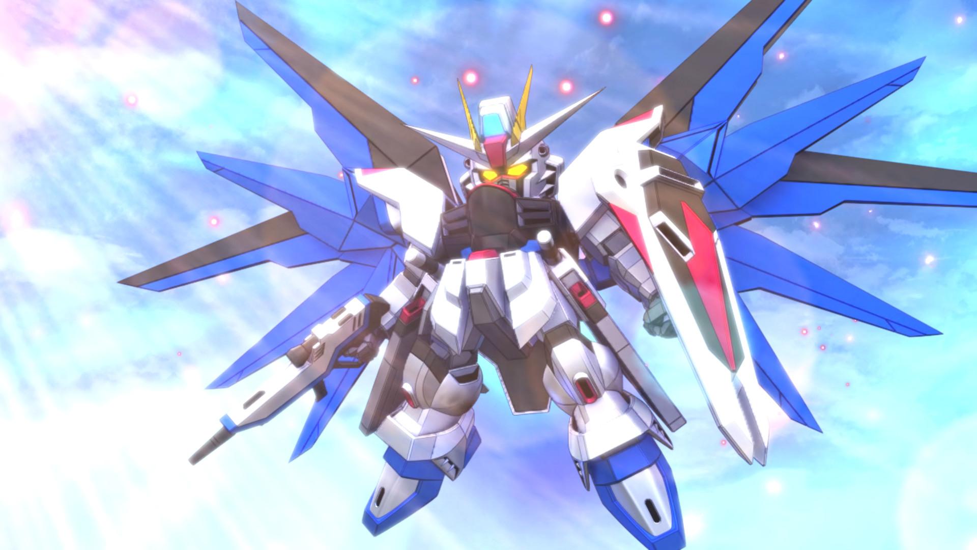《SD高达G世纪:火线纵横》DLC宣传片 多款机体将参战