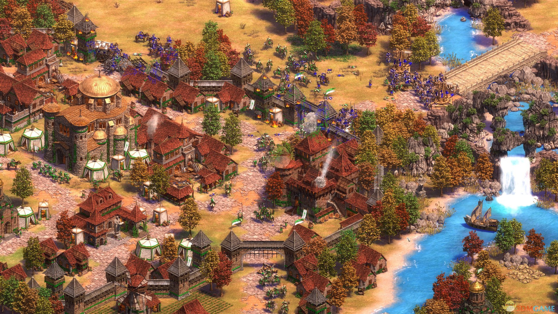 《帝国时代2:决定版》游戏体验分享